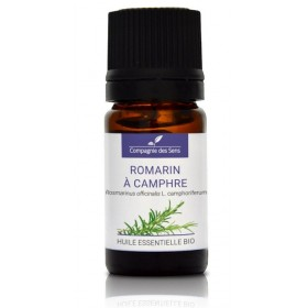 LA COMPAGNIE DES SENS Essential oil of ORGANIC CAMPHRE ROSEMARY 5ml