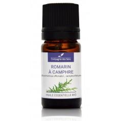 Organic CAMPHRE ROSEMARY essential oil 5ml