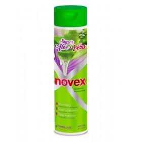 NOVEX Shampoing à l'ALOE VERA (SUPER ALOE VERA) 300ml