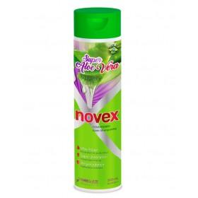 NOVEX Après-shampooing à l'ALOE VERA (SUPER ALOE VERA) 300ml