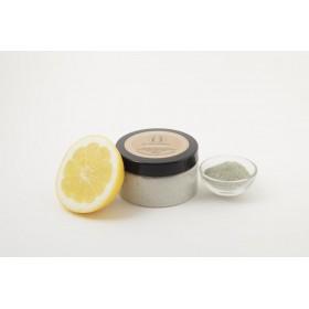 Clay & Lemon Facial Scrub Mask 100ml