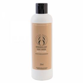 LA KAZ NATURELLE Démaquillant sans savon Olive & Lavande 250ml