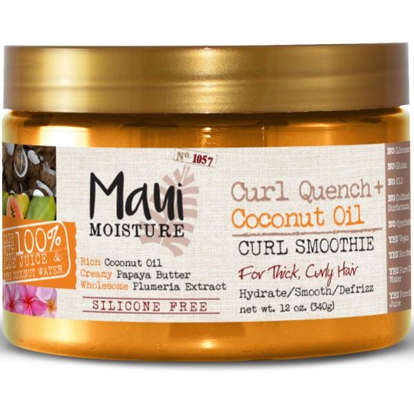 MAUI MOISTURE Crème définissante pour boucles HUILE DE COCO (Curl Quench)