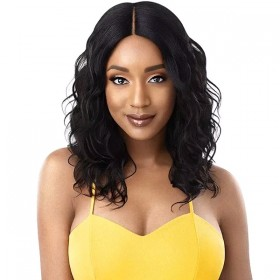 OUTRE perruque CURLY 20'' (Lace Parting)