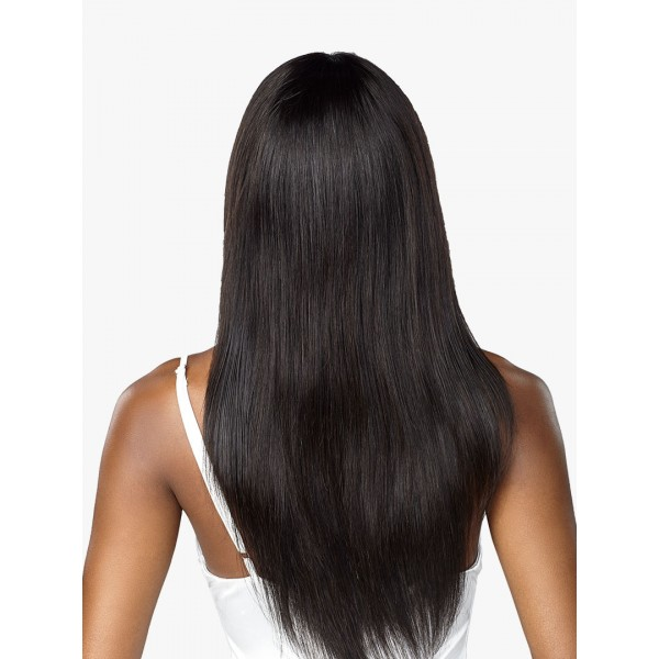 """SENSAS perruque NATURAL STRAIGHT 24"""" (Swiss Lace)"""