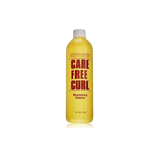 Care Free Curl Soin solution neutralisante 917ml