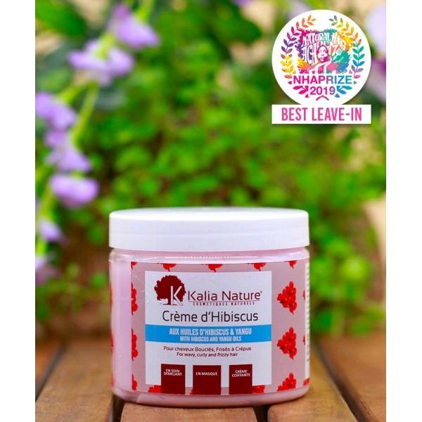 KALIA NATURE Crème d'Hibiscus 3 en 1