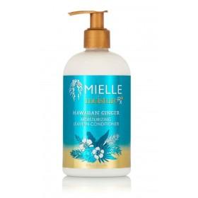MIELLE ORGANICS Après-shampoing hydratant sans rinçage GINGEMBRE (HAWAIIAN GINGER) 355ml