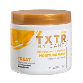 CANTU Masque capillaire hydratant TXTR 396g (Moisture Mask)
