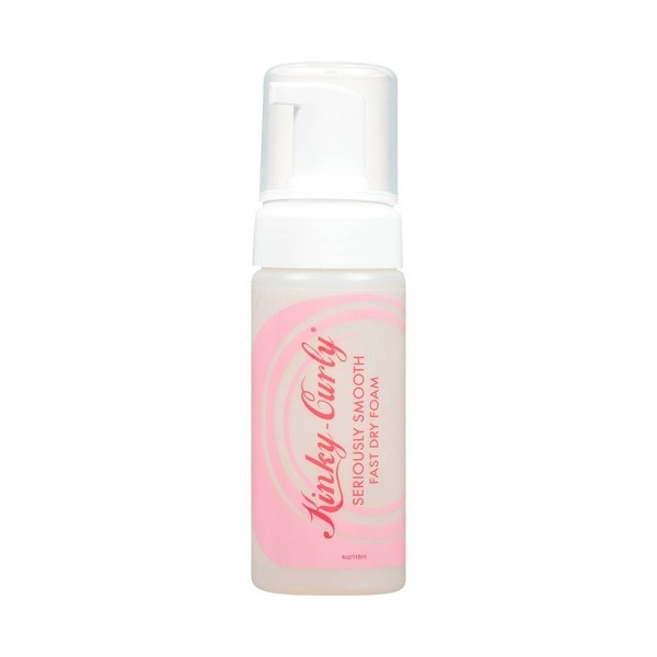 KINKY CURLY Mousse coiffante SMOOTH DRY FOAM 118ml