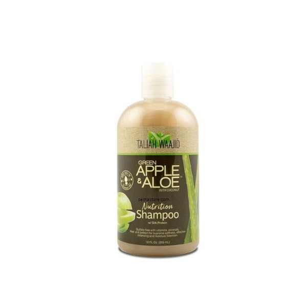 TALIAH WAAJID Shampooing Nutrition POMME & ALOE 355ml
