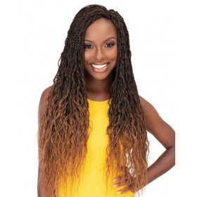 JANET natte MESSY BOX BRAID 24''