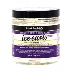 Curling Jelly Almond Oil & Guimauve 426g (Ice Curls)