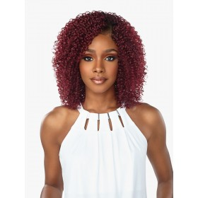 "SENSAS tissage BOHEMIAN 9"" 5pcs + Closure (Boutique Bundles)"