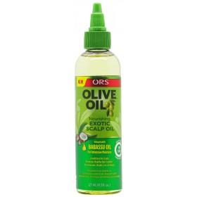 ORS Huile revitalisante cuir chevelu OLIVE/BAOBAB (Exotic Scalp Oil) 127ml