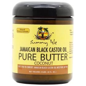 SUNNY ISLE Nourishing Butter BLACK RICIN/COCOCO 236ml