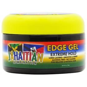 JAHAITIAN Gel fixation forte pour bordures HUILE DE RICIN 116g (Edge Gel)
