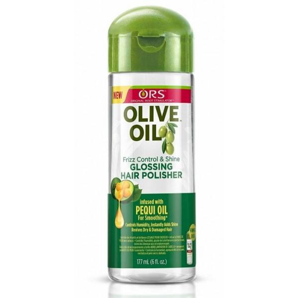 ORS Sérum réparateur à l'huile d'olive + péqui 177ml