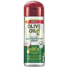 ORS Heat Protection Serum Olive + Coconut 177 ml