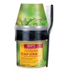 "Traitement stimulant ""SCALP SCRUB"" en KIT"