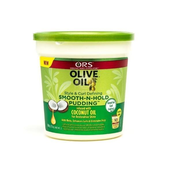 "ORganic Root Stimulator Gel hydratant ""Smooth-n-Hold Pudding"" 368g"