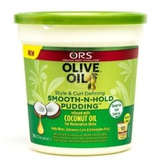 "ORganic Root Stimulator Gel hydratant ""Smooth-n-Hold Pudding"" 368g"