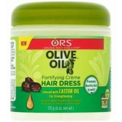 OLIVE & RICIN Strengthening Hair Cream 170g (Hairdress)