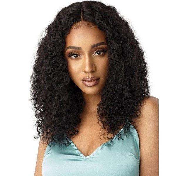 "OUTRE perruque WET & WAVY DEEP WAVE 20-22"" (Lace Front)"