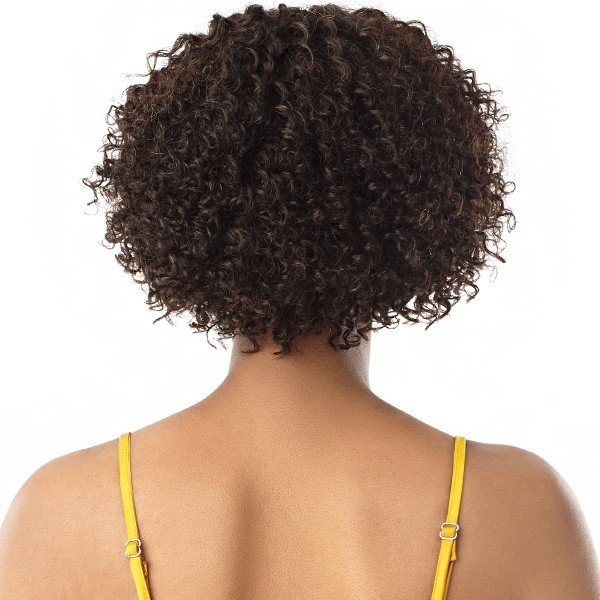 OUTRE perruque Mytresses Gold NATURAL BOHO LAYER BOB (Lace Front)