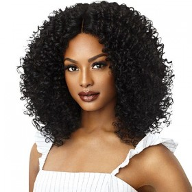 OUTRE perruque 3B RHYTHM RINGLETS (Swiss Lace Front)