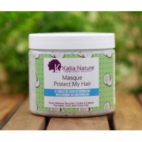 KALIA NATURE Masque au beurre de COCO et SPIRULINE (Protect My Hair) 200ml