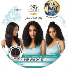 "OUTRE perruque WET & WAVY DEEP WAVE 20-22"" (Lace Front)"