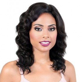 MOTOWN TRESS perruque HPL-SPIN50 (Lace Front)