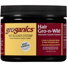 GROGANICS Crème coiffante intensive HAIR GRO N WILD 177.44ml