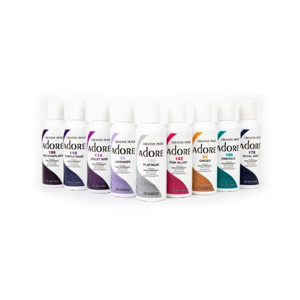 ADORE Coloration semi-permanente vegan 118ml