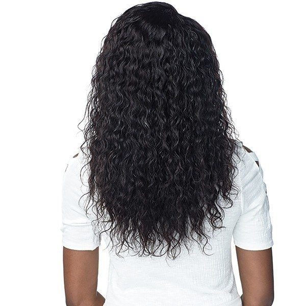 SENSAS perruque DEEP CURLY 22'' 10A (360° Lace)