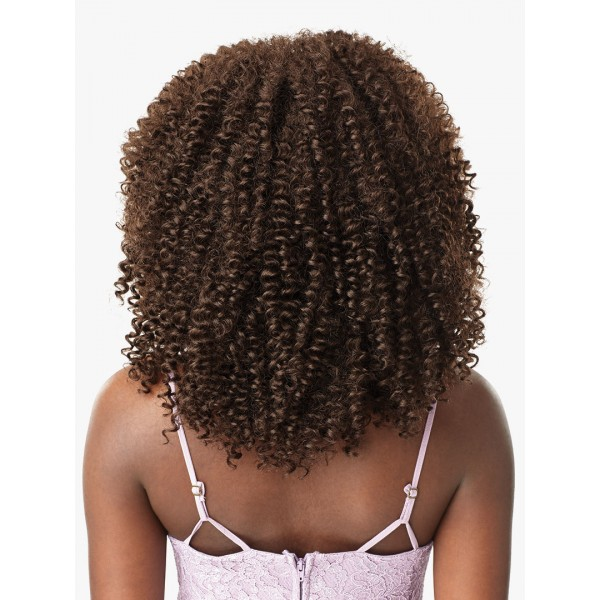 "SENSAS natte WATER WAVE 12"" (Lulutress)"