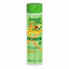 NOVEX Shampooing hydratant HUILE D'AVOCAT & MIEL 300ml