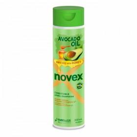 NOVEX Conditionneur hydratant HUILE D'AVOCAT & MIEL 300ml