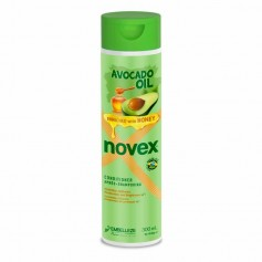 NOVEX Conditionneur hydratant HUILE D'AVOCAT & MIEL 300ml