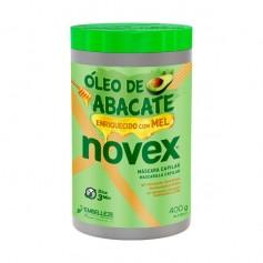 NOVEX Masque capillaire HUILE D'AVOCAT & MIEL 400g