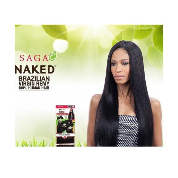 MILKYWAY Naked tissage brésilien STRAIGHT 7PCS