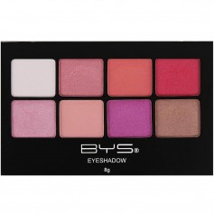 BE YOURSELF MAQUILLAGE Palette 8 fards Irisés & Mats Cherry Blossom 8g
