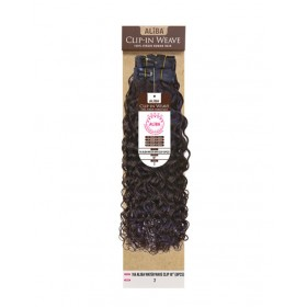 JANET extensions à clips WATER WAVE CLIP 18'' 8pcs