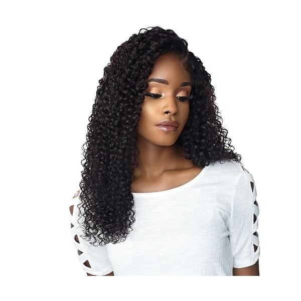 SENSAS tissage BOHEMIAN 10'' 12'' 14'' + Closure (Bare&Natural)