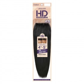 """OUTER Lace Closure 4""""x5"""" NATURAL BODY 10"""