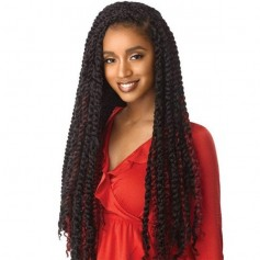 """OTHER PASSION BOHEMIAN CURL PASSION braid 24"""" (X Pressure)"""