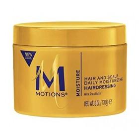 MOTIONS Crème coiffante nourrissante KARITÉ & ARGAN 170g (Hairdressing)
