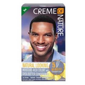Creme of Nature Revitalizing Hair Colour Kit for Men *NATURAL BLACK