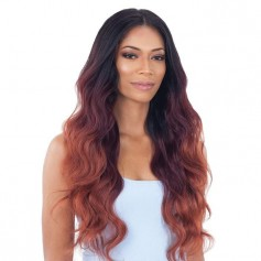 "MILKYWAY tissage ORGANIQUE BODY WAVE 4PCS 18""/20""/22"" + 4""X4"""